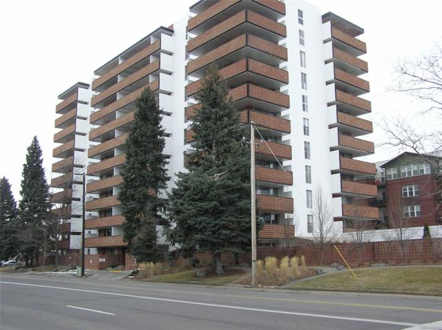 4570 E Yale Avenue #504, Denver, CO 80222 (#1592982) :: HomePopper