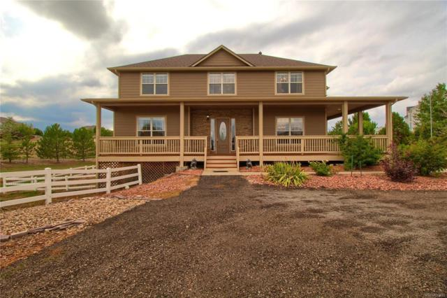 9750 E 148th Place, Brighton, CO 80602 (#1593104) :: Wisdom Real Estate