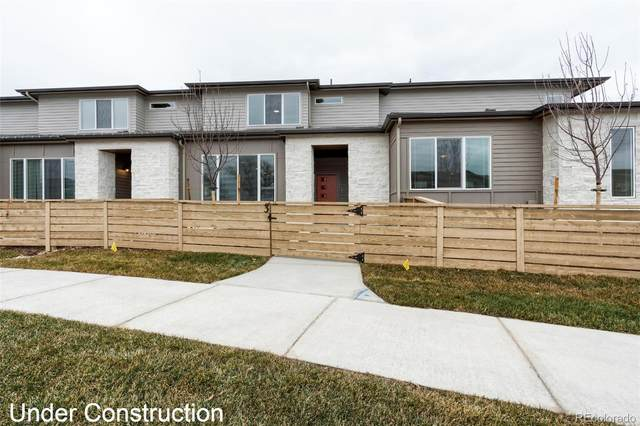 411 Skyraider Way #4, Fort Collins, CO 80524 (MLS #1593231) :: The Sam Biller Home Team