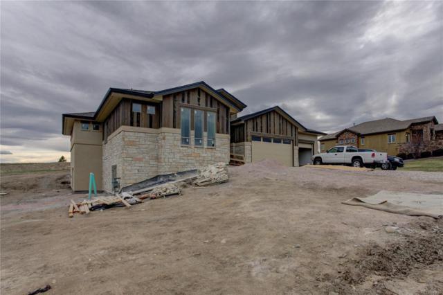 4646 Sonado Place, Parker, CO 80134 (#1593572) :: Compass Colorado Realty