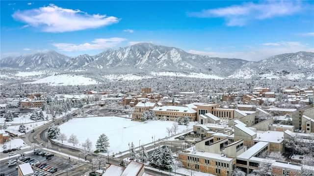 2810 E College Avenue #304, Boulder, CO 80303 (#1594204) :: Re/Max Structure