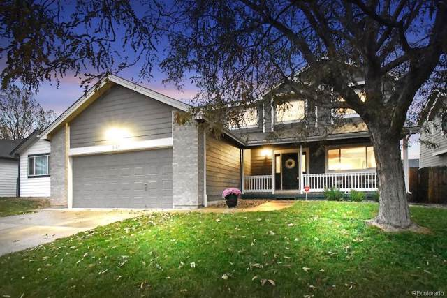 5127 E 118th Place, Thornton, CO 80233 (#1594574) :: HomePopper