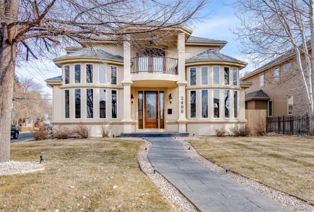 2400 S Cook Street, Denver, CO 80210 (#1594676) :: The Griffith Home Team
