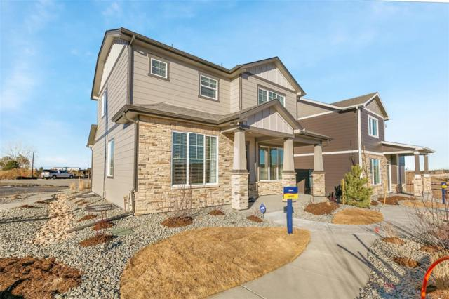 11758 Lovegrass Drive, Parker, CO 80138 (#1594769) :: The Heyl Group at Keller Williams