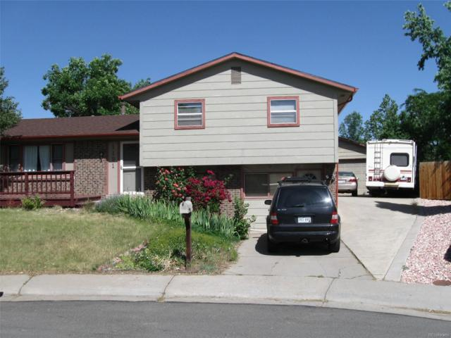 1191 S Kline Way, Lakewood, CO 80232 (#1594811) :: Structure CO Group