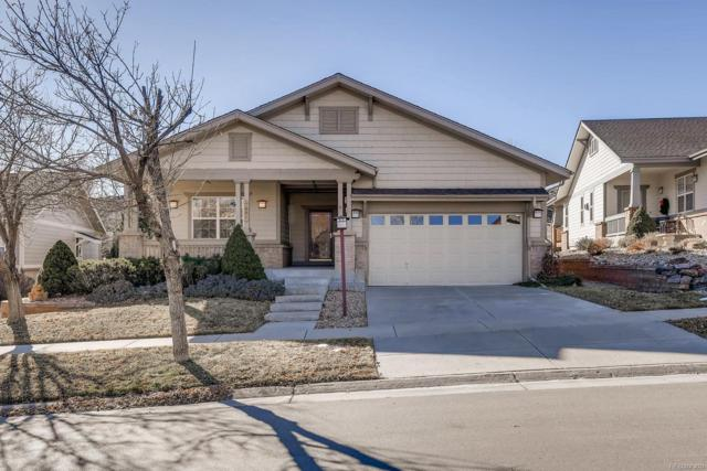 7881 S Algonquian Way, Aurora, CO 80016 (#1594991) :: 5281 Exclusive Homes Realty
