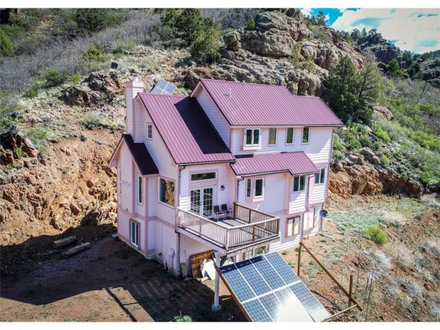 4261 County 88 Road, Cripple Creek, CO 80813 (MLS #1595052) :: 8z Real Estate