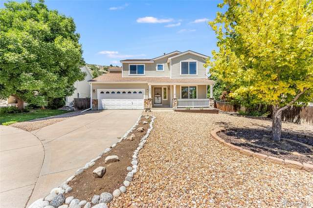 7277 Pine Hills Way, Littleton, CO 80125 (MLS #1595077) :: Clare Day with Keller Williams Advantage Realty LLC