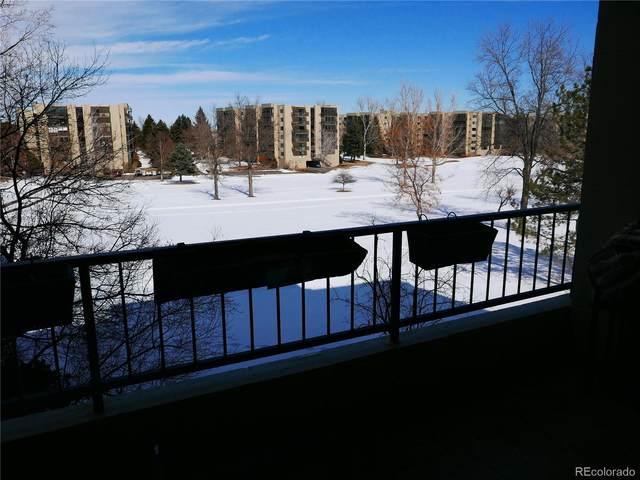13991 E Marina Drive #308, Aurora, CO 80014 (#1596088) :: Berkshire Hathaway Elevated Living Real Estate