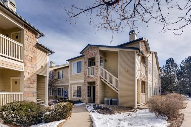 9954 E Carolina Circle #102, Aurora, CO 80247 (MLS #1596404) :: 8z Real Estate