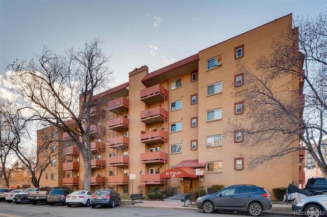 625 N Pennsylvania Street #101, Denver, CO 80203 (#1596754) :: Berkshire Hathaway Elevated Living Real Estate