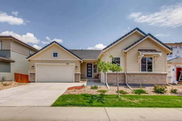 11084 Watermark Street, Parker, CO 80134 (#1596898) :: The Peak Properties Group