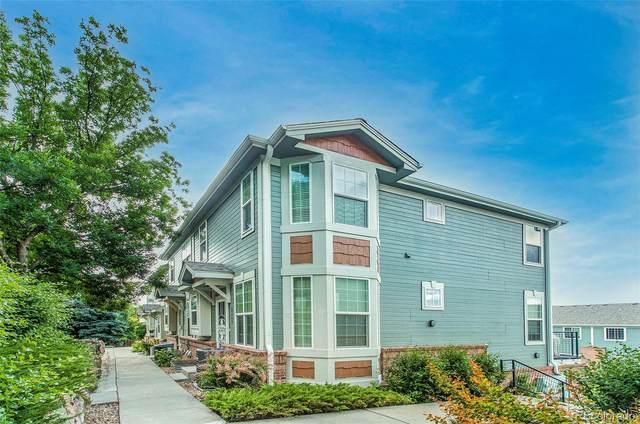 8245 W 54th Avenue, Arvada, CO 80002 (#1596913) :: Finch & Gable Real Estate Co.