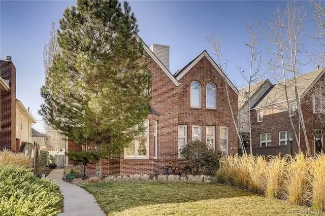 343 Garfield Street, Denver, CO 80206 (#1597033) :: Briggs American Properties