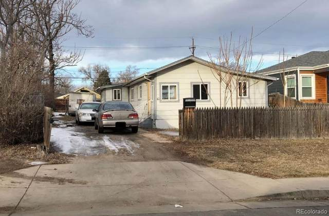 45 S Julian Street, Denver, CO 80219 (MLS #1597356) :: 8z Real Estate