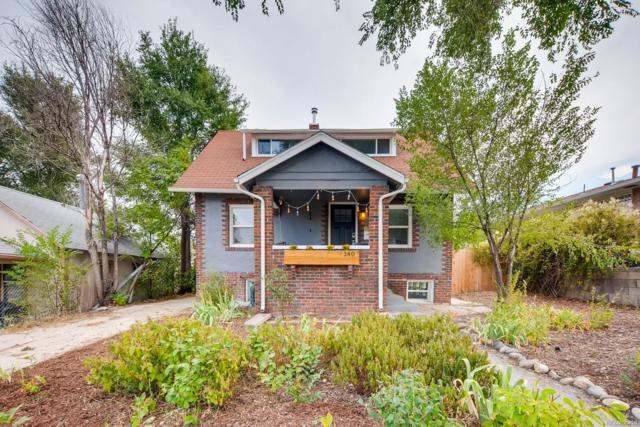 140 S Hazel Court, Denver, CO 80219 (MLS #1597397) :: 8z Real Estate