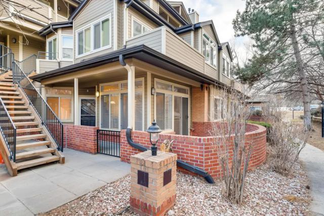 6001 S Yosemite Street A103, Greenwood Village, CO 80111 (#1597534) :: Colorado Home Finder Realty
