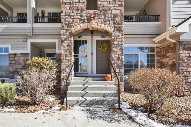 12711 Colorado Boulevard #519, Thornton, CO 80241 (#1597783) :: The Griffith Home Team