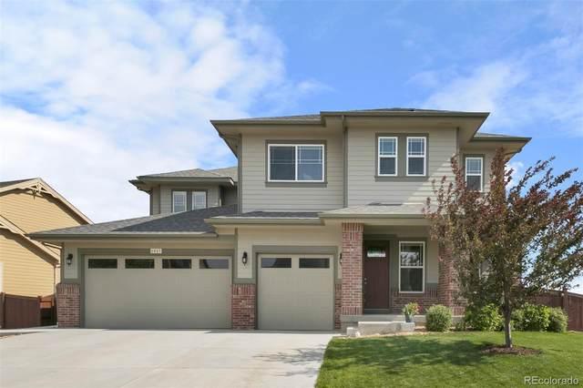 6063 Pryor Road, Timnath, CO 80547 (MLS #1597893) :: 8z Real Estate