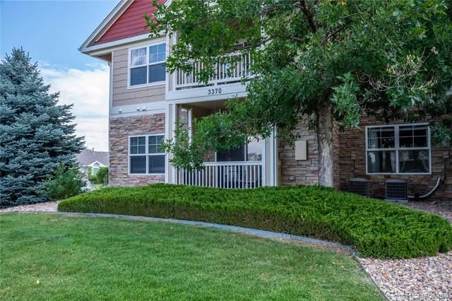 3370 Boulder Circle #103, Broomfield, CO 80023 (MLS #1598047) :: 8z Real Estate