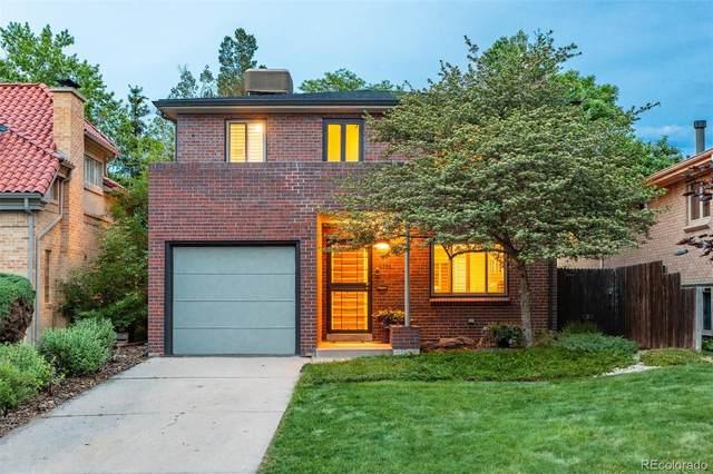 1154 Pontiac Street, Denver, CO 80220 (#1598087) :: Wisdom Real Estate