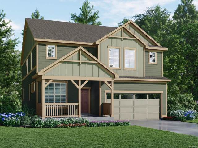434 Hyde Park Circle, Castle Pines, CO 80108 (#1598280) :: HomeSmart Realty Group