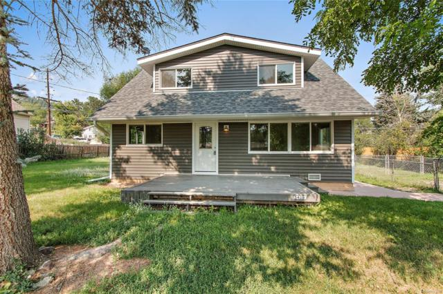 3419 Avenue D, Kittredge, CO 80457 (#1598312) :: Bring Home Denver