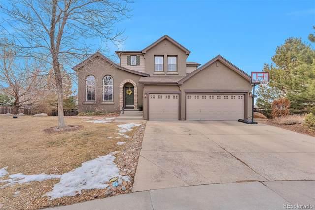2663 Paw Print Way, Castle Rock, CO 80109 (MLS #1598977) :: 8z Real Estate
