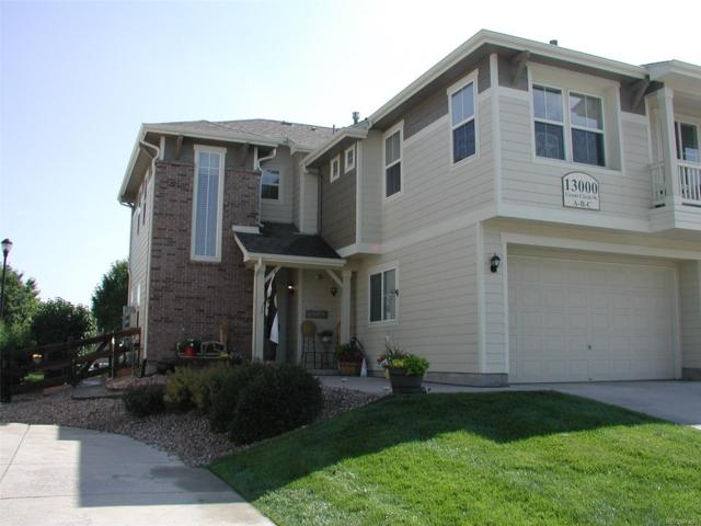 13000 Grant Circle A, Thornton, CO 80241 (MLS #1599070) :: 8z Real Estate