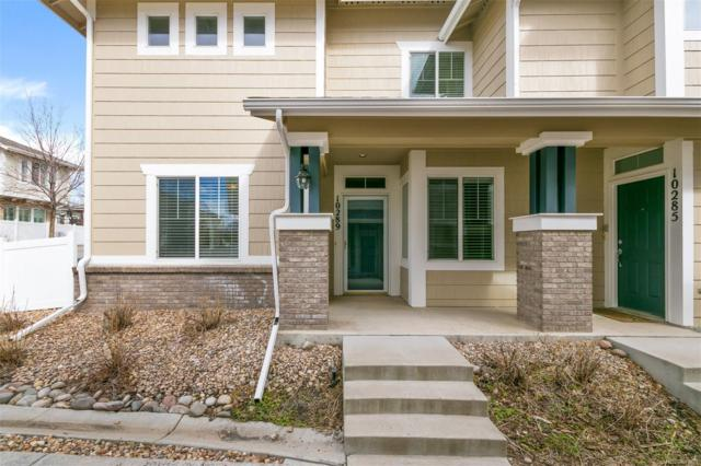 10289 Sedge Grass Way, Highlands Ranch, CO 80129 (#1599241) :: The Peak Properties Group