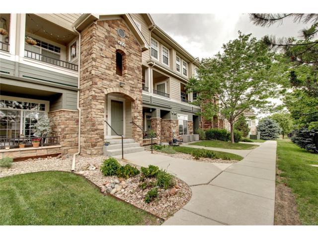 494 Black Feather Loop #117, Castle Rock, CO 80104 (#1599355) :: The Peak Properties Group