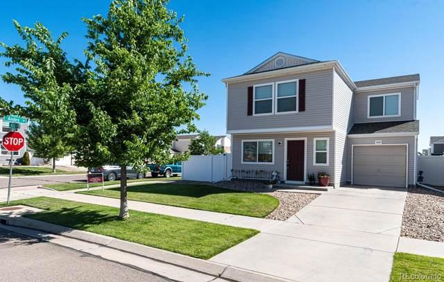 18601 E 45th Place, Denver, CO 80249 (MLS #1599358) :: 8z Real Estate