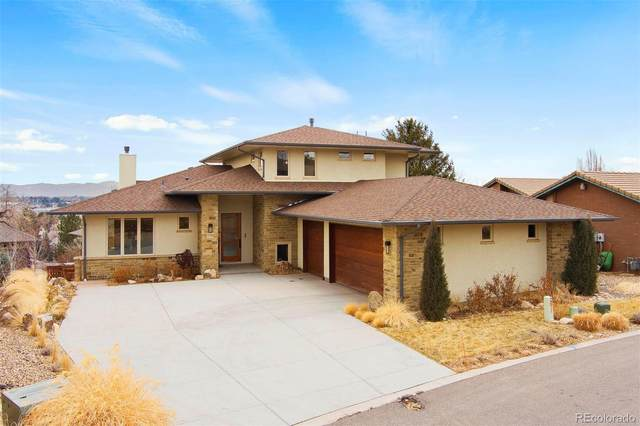 1719 S Uinta Way, Denver, CO 80231 (#1600157) :: Wisdom Real Estate