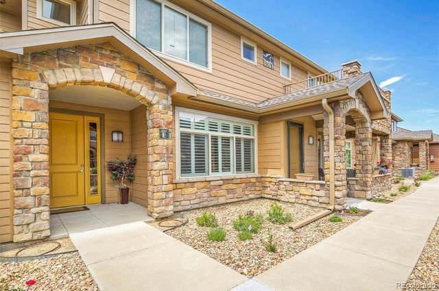 8551 Gold Peak Drive E, Highlands Ranch, CO 80130 (#1600180) :: Portenga Properties