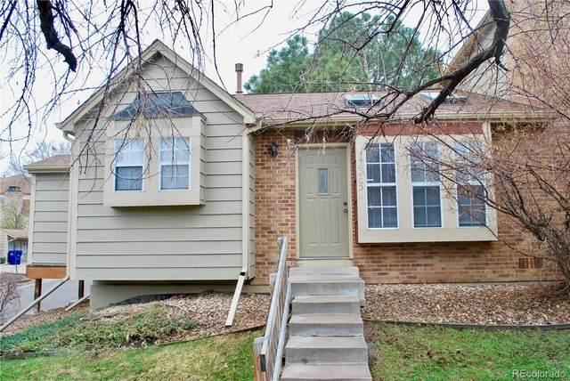 17365 E Rice Circle A, Aurora, CO 80015 (#1600234) :: Colorado Home Finder Realty