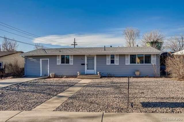 481 Campo Street, Denver, CO 80221 (MLS #1600589) :: 8z Real Estate