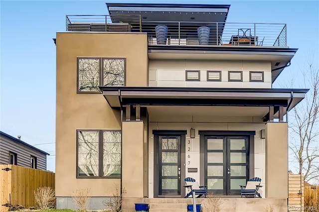 3267 Newton Street, Denver, CO 80211 (#1600624) :: HomeSmart