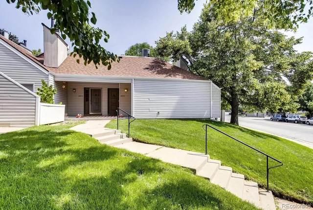 2674 S Xanadu Way B, Aurora, CO 80014 (#1600702) :: The Colorado Foothills Team | Berkshire Hathaway Elevated Living Real Estate