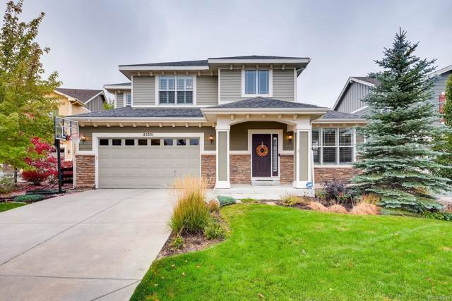 25251 E Ottawa Drive, Aurora, CO 80016 (#1600726) :: The Peak Properties Group