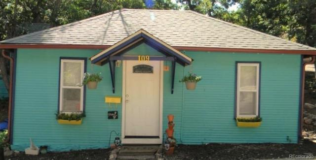 109 Deer Path Avenue, Manitou Springs, CO 80829 (#1600789) :: The Dixon Group