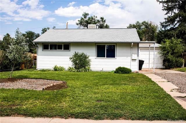 2640 S King Street, Denver, CO 80219 (#1600967) :: My Home Team