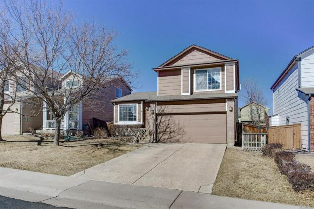 4907 Collinsville Place, Highlands Ranch, CO 80130 (#1601063) :: Structure CO Group