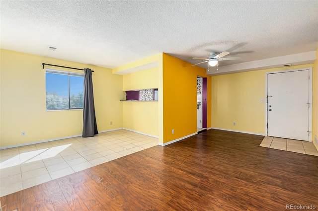 12546 E Cornell Avenue #302, Aurora, CO 80014 (#1601234) :: The Griffith Home Team