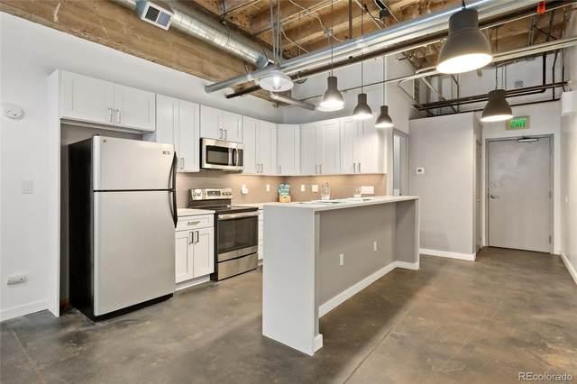 1300 N Pennsylvania Street #105, Denver, CO 80203 (MLS #1601928) :: 8z Real Estate