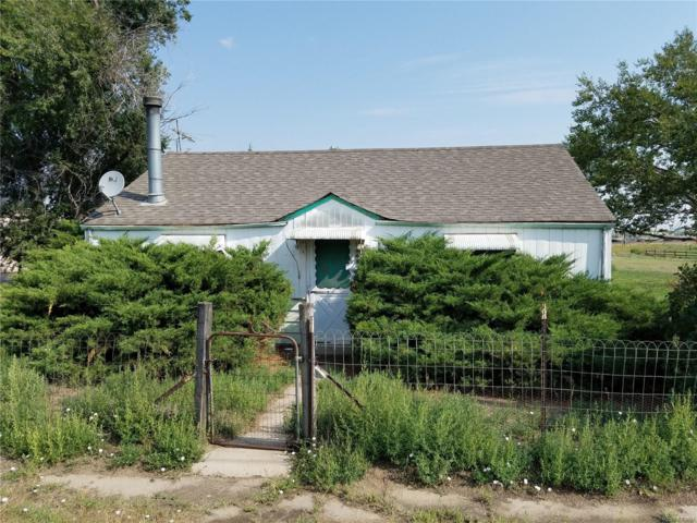 805 Main Street, Hudson, CO 80642 (#1602253) :: The Griffith Home Team