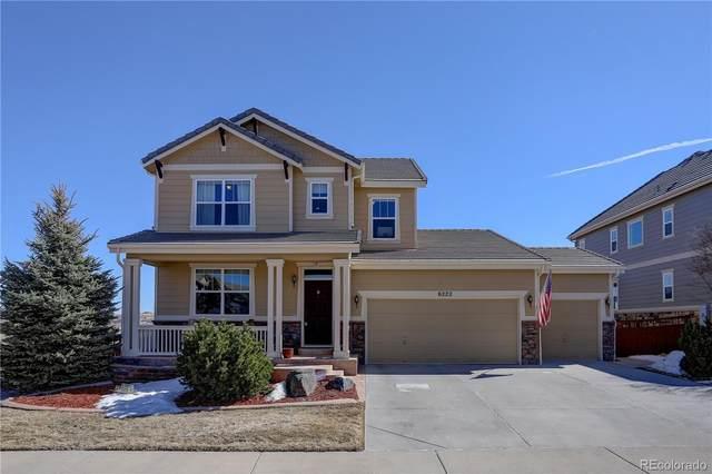 6222 Arabella Drive, Castle Rock, CO 80108 (MLS #1602277) :: 8z Real Estate