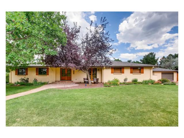 5460 S Locust Street, Greenwood Village, CO 80111 (MLS #1602398) :: 8z Real Estate