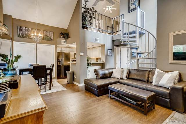 4923 S Carson Street #209, Aurora, CO 80015 (#1602740) :: Finch & Gable Real Estate Co.