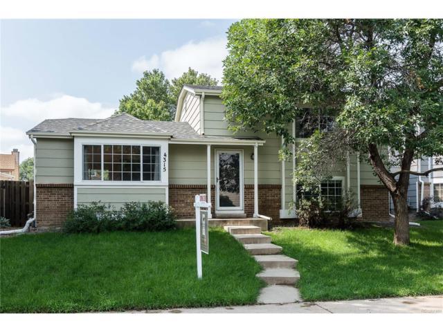 4315 Nepal Street, Denver, CO 80249 (#1602966) :: The Peak Properties Group