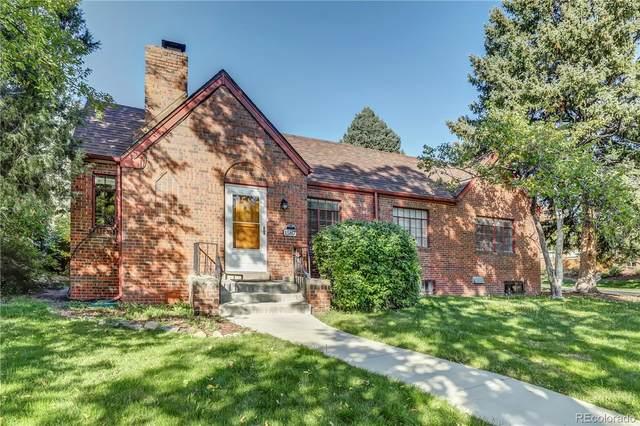 1587 Ivanhoe Street, Denver, CO 80220 (#1603374) :: The HomeSmiths Team - Keller Williams